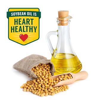 Oil & Heart Healthy Logo