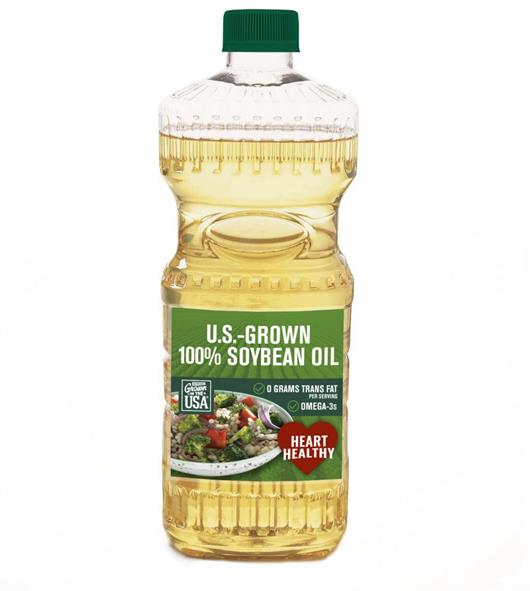 Soybean Oil Bottle