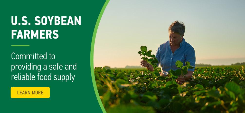 U.S. Soybean Farmers Commitment