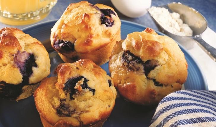 BlueberryMuffins