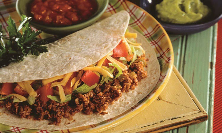 Tacos suaves de soya_0